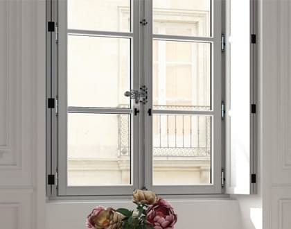 Pose De Fenêtres Et Portes Alu Bois Pvc Sur Mesure à La